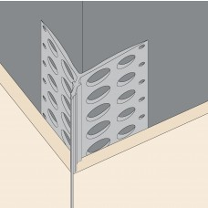 Grey PVCu Corner Beads