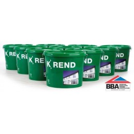 K-Rend Silicone TC15 Topcoat