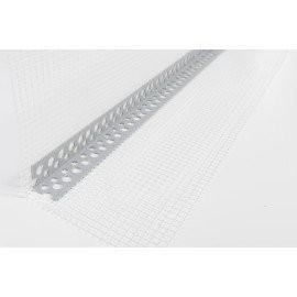 PVC Mesh Corner Bead 2.4mtr
