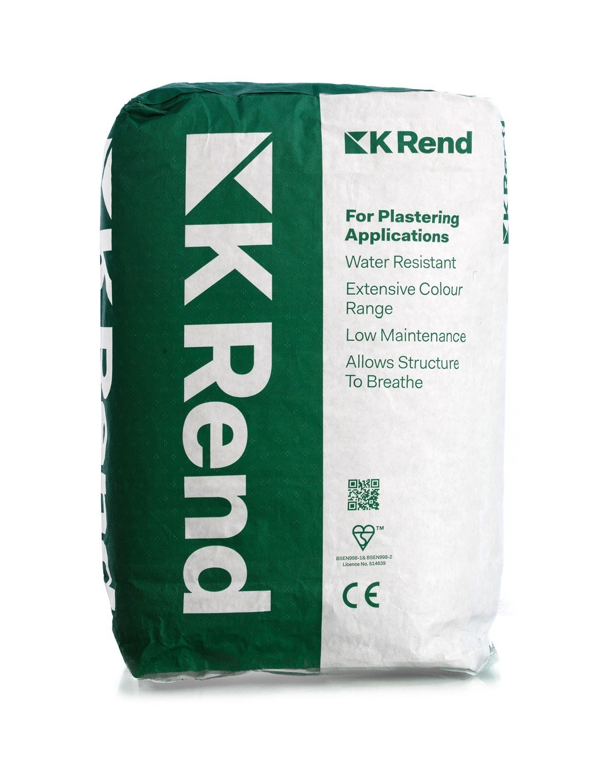 K-Rend K1 Silicone Scraped Topcoat