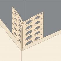 Oatmeal PVCu Corner Beads