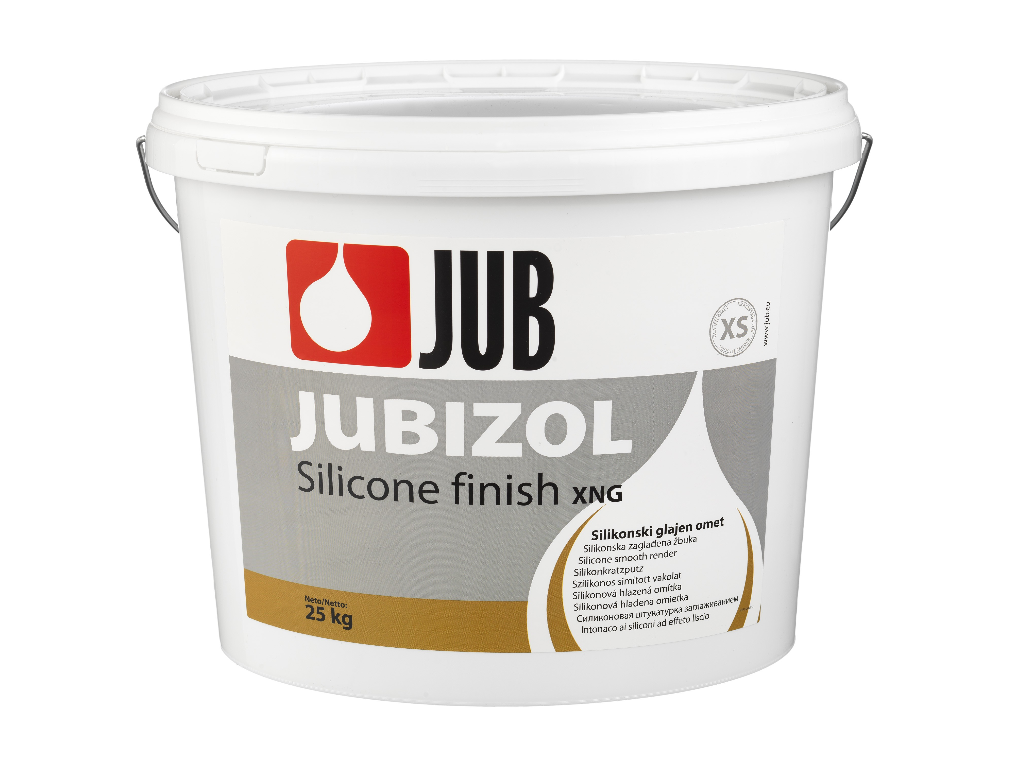 Jub 1.5mm Silicone Topcoat (Jub)